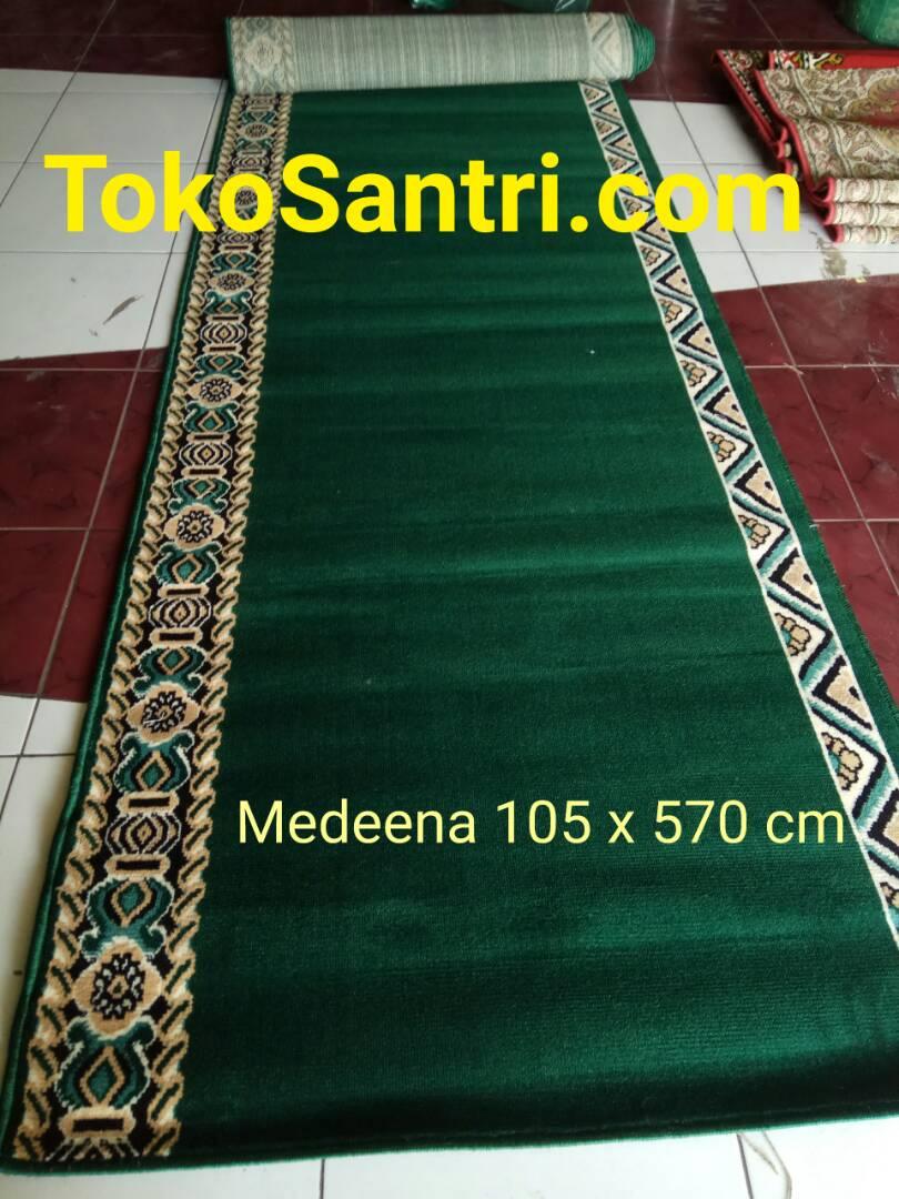 Karpet Sajadah Masjid Merk MEDEENA