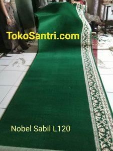 KARPET SAJADAH NOBEL SABIL